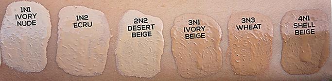 Fond de ten estee lauder 1w2 sand