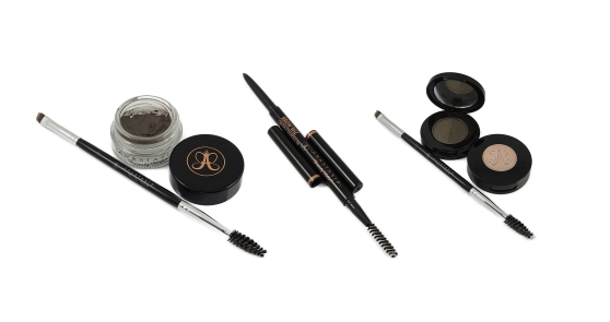 Cum Aleg Fardul de Sprancene? (BrowWiz, Brow Powder Duo, Pomada DipBrow de la Anastasia Beverly Hills)