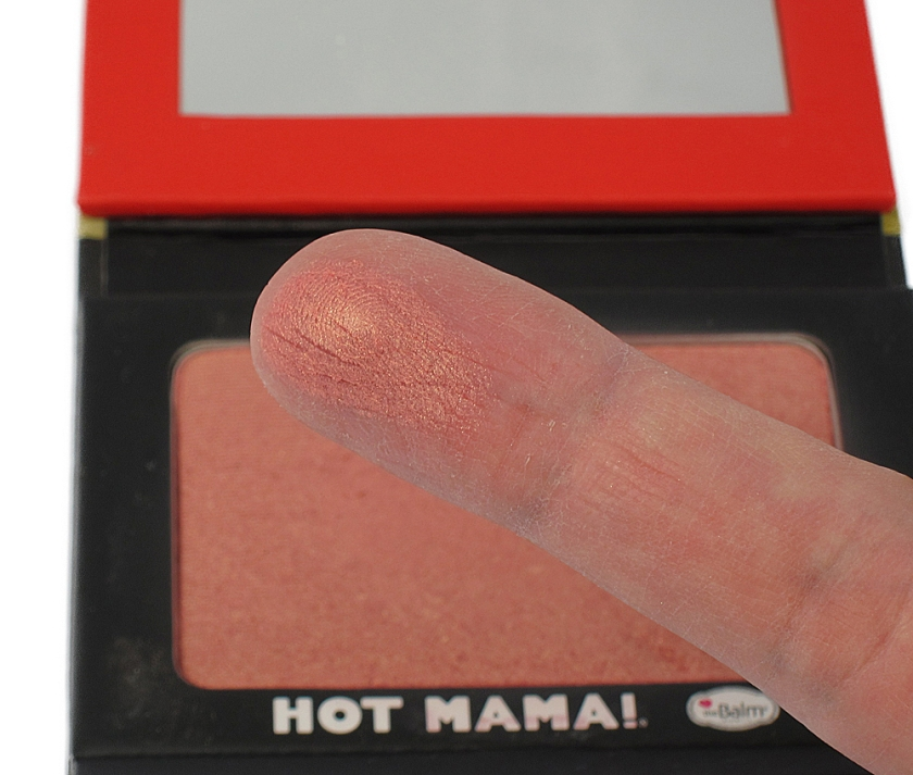 Review: Blush theBalm Hot Mama!