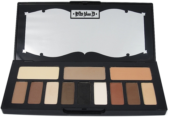 Review: Kat Von D Shade + Light Eye Contour Palette