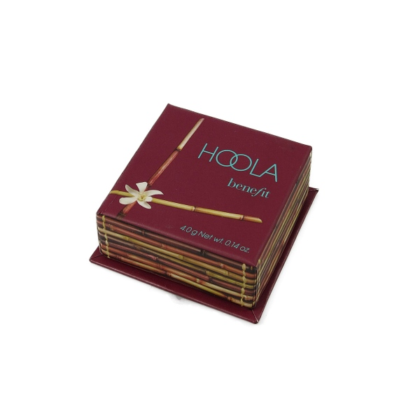 Review Swatches Benefit Hoola