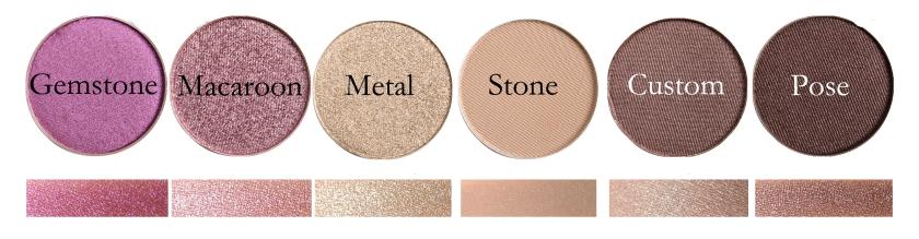 Fard Ochi Individual Anastasia: Gemstone, Macaroon, Metal, Stone, Custom, Pose