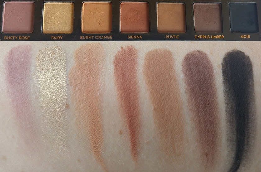 Review, Swatches, Demo: Anastasia Soft Glam Palette